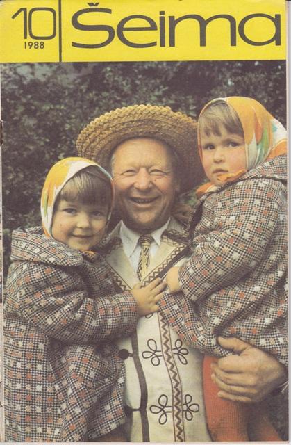 Šeima, 1988/10