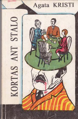 Kristi Agata. Kortas ant stalo