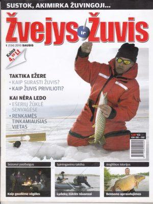 Žvejys ir žuvis 2010/1