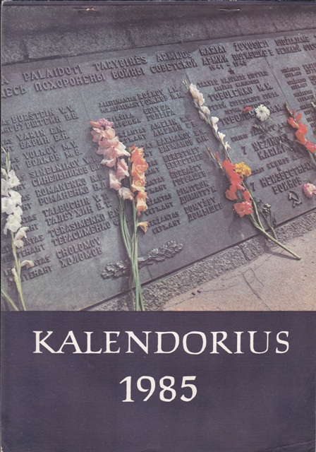 Kalendorius 1985