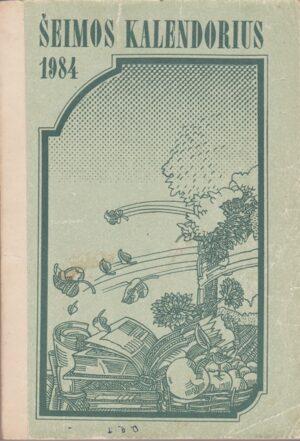 1984 m. šeimos kalendorius