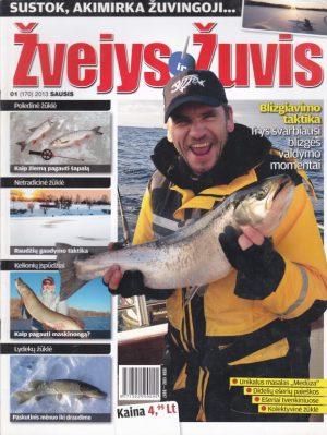 Žvejys ir žuvis 2013/1