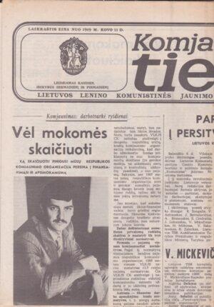 Komjaunimo tiesa, 1988-04-07