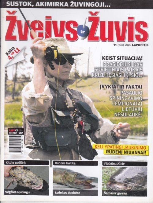 Žvejys ir žuvis 2009/11
