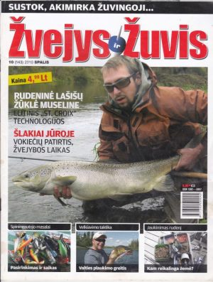 Žvejys ir žuvis 2010/10