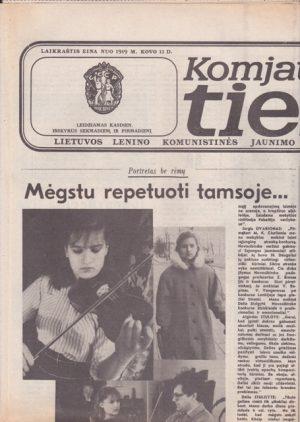 Komjaunimo tiesa, 1988-04-23