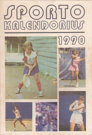 Sporto kalendorius,1990