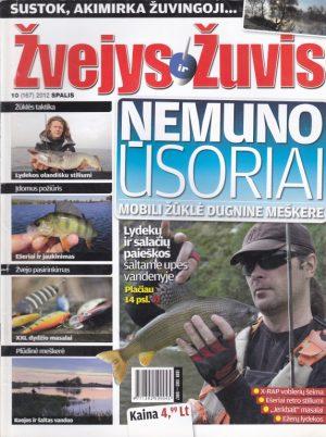 Žvejys ir žuvis, 2012/10
