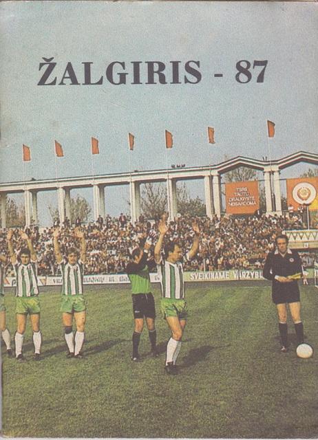 Žalgiris - 87
