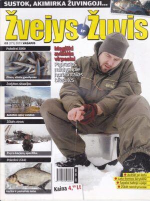 Žvejys ir žuvis, 2013/02