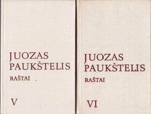 Paukštelis Juozas. Raštai (I - VI tomai)