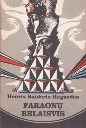 Hagardas Henris Raideris. Faraonų belaisvis