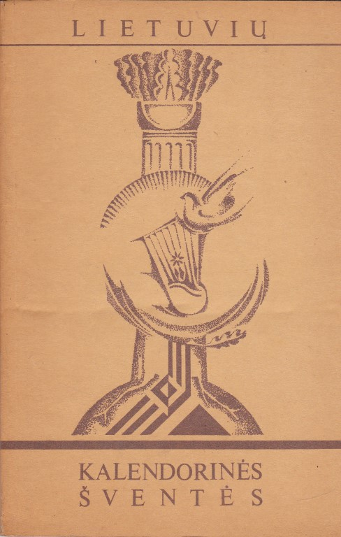 Imbrasienė Birutė. Lietuvių kalendorinės šventės