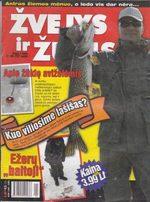 Žvejys ir žuvis, 2007/01
