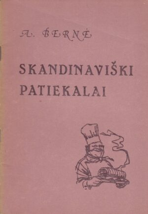 Berne A. Skandinaviški patiekalai