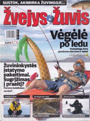Žvejys ir žuvis, 2014/01
