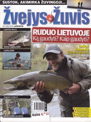 Žvejys ir žuvis, 2012/11