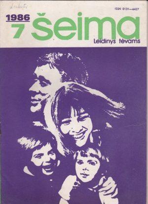 Šeima,1986/7