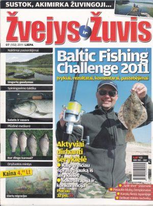 Žvejys ir žuvis, 2011/07