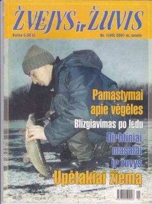 Žvejys ir žuvis 2001/1