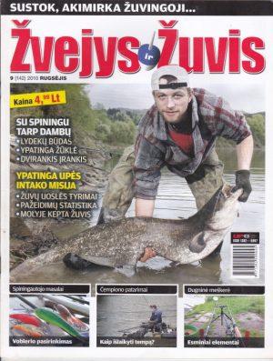 Žvejys ir žuvis 2010/9
