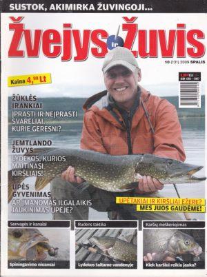 Žvejys ir žuvis 2009/10
