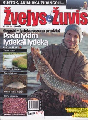Žvejys ir žuvis 2013/5
