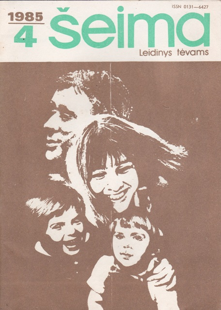 Šeima,1985/4