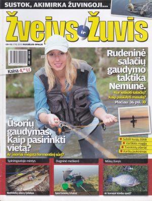 Žvejys ir žuvis 2013/9-10