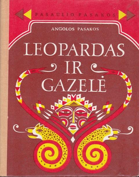 Leopardas ir gazelė