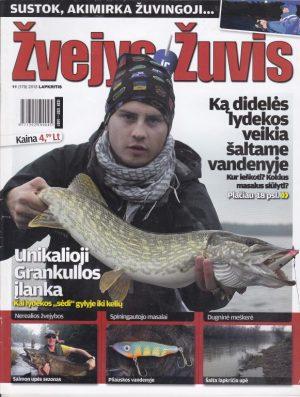 Žvejys ir žuvis 2013/11
