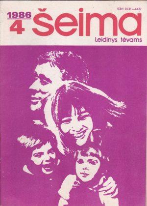 Šeima,1986/4