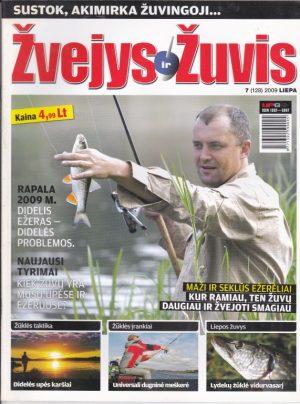 Žvejys ir žuvis 2009/7