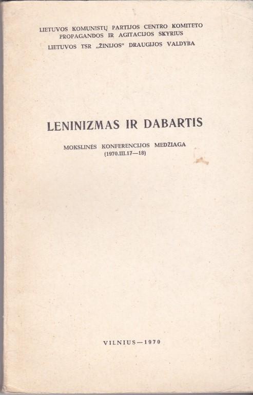 Leninizmas ir dabartis