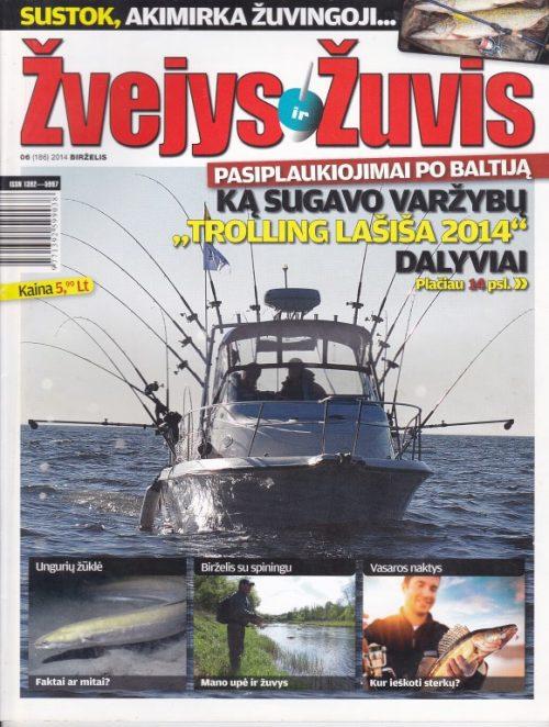 Žvejys ir žuvis 2014/6