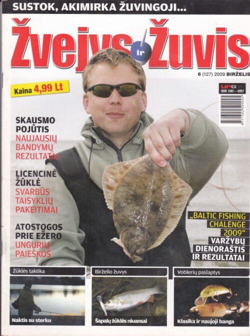 Žvejys ir žuvis 2009/6