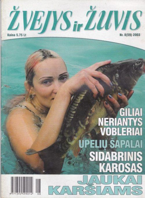 Žvejys ir žuvis 2003/8