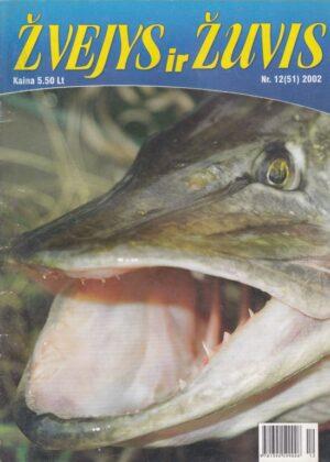Žvejys ir žuvis 2002/12