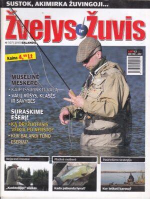Žvejys ir žuvis 2010/4
