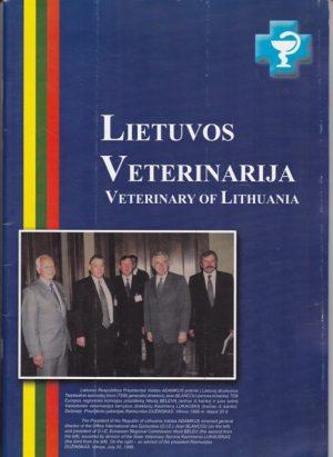 Lietuvos veterinarija