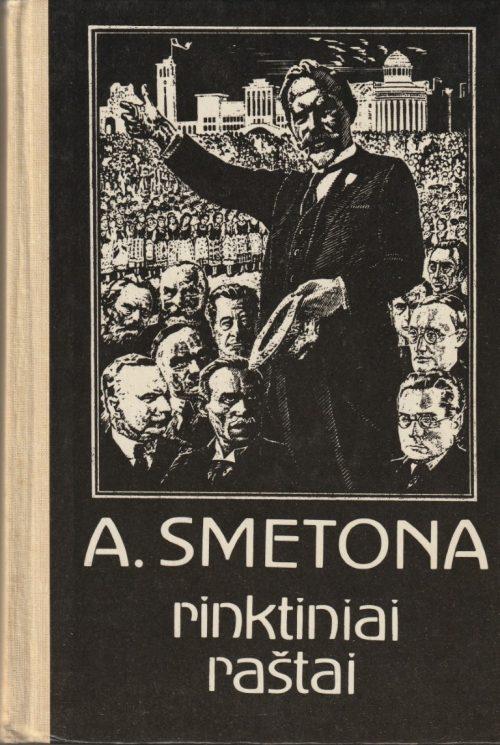 Smetona Antanas. Rinktiniai raštai