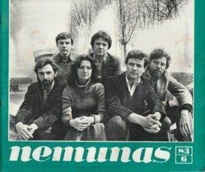 Nemunas, 1983/6