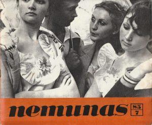 Nemunas, 1985/7