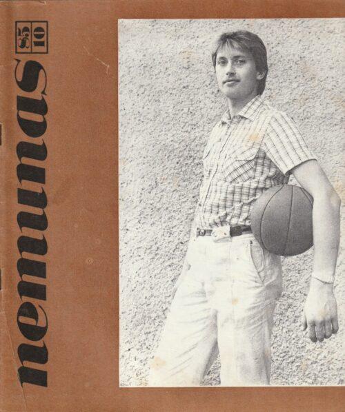 Nemunas, 1985/10