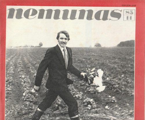 Nemunas, 1985/11