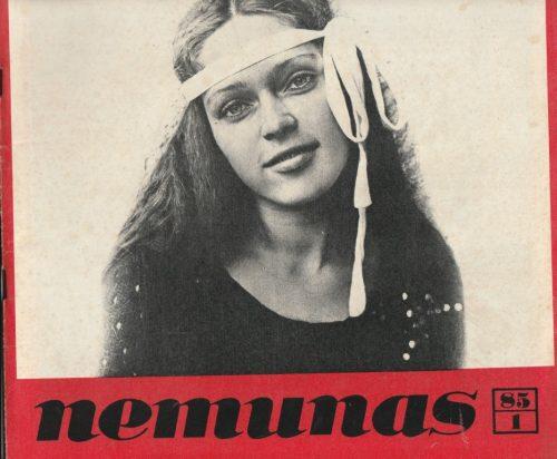 Nemunas, 1985/1
