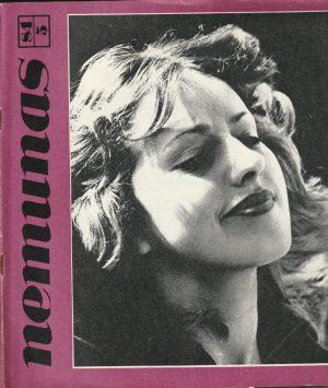 Nemunas, 1984/5