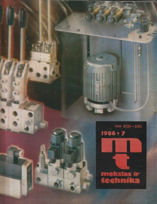 Mokslas ir technika, 1986/7