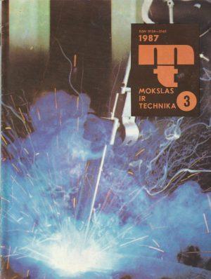 Mokslas ir technika, 1987/3