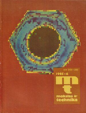 Mokslas ir technika, 1985/6
